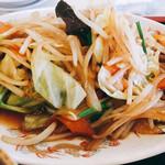 昇龍 - 野菜炒め