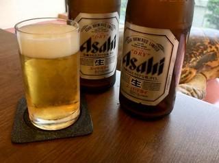 座談会席 豊しま - 昼のむビールの旨いこと!