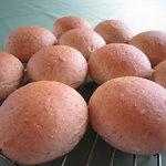 八森イソラ - 白神酵母パン1個100円、6個で500円(お持ち帰り用)