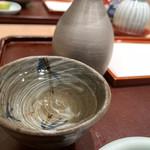 てんぷら 近藤 - 日本酒