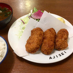 95351854 - 名代ヒレかつ定食