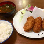 95351856 - 名代ヒレかつ定食