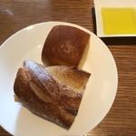 Gurandokicchin - バゲット&ミルクパン