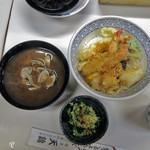 天錦 - 天丼2000円