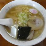 福 - 料理写真:ワンタンメン600円
