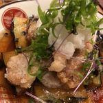 メデ・イタシ - 鴨と茄子の揚げだし 880円