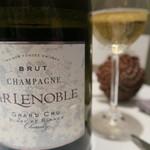 シャントレル - A.R. Lenoble Grand Cru  Blanc de Blancs AOC Champagne