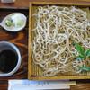 石臼自家挽き蕎麦 みなもと - 料理写真:二八蕎麦 倍もり 1,100円