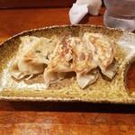 すすきのらぁめん 膳 - 餃子・醤油