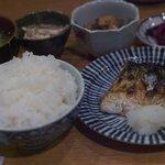 きづいち - 焼魚定食