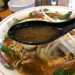 大ちゃん - あんかけのスープ