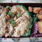 福のから - 料理写真:美味しい炊き込みご飯でした