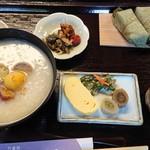 春日荷茶屋 - 大和名物膳(1,500円)