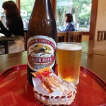 春日荷茶屋 - 瓶ビール(600円)