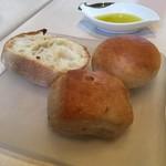 スミレオオサカ - パン3種類