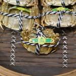小熊飯店 - 料理写真:最高級・陽澄湖の上海蟹