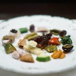 小熊飯店 - 前菜