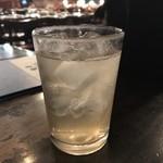95365044 - ゆず酒のソーダ割り