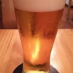 ムースヒルズバーガー - ビール