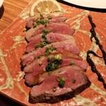 博多ほたる - フランス産鴨の藁焼き。
