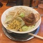 麺屋 穴場 - 小ラーメン650円