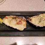 海と大地の恵み - 牡蠣のグラタン
