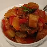 95370440 - 南仏風野菜の煮込みラタトゥイユ