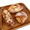 岩本こむぎ店 - 料理写真:ショコラ ¥250 / こむぎ店のまかないドック ¥330 / マスタードベーコン ¥230