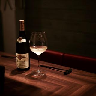 数量限定スペシャルグラスワイン