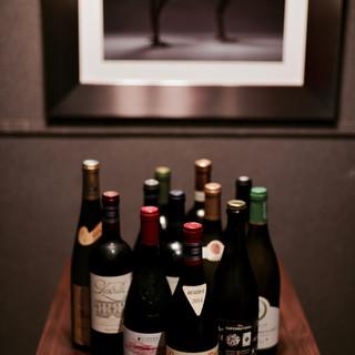 個性豊かなワイン達