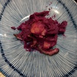 いかれたヌードル フィッシュトンズ - 沖縄のポテトサラダ(お裾分け)