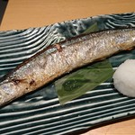95372626 - 秋刀魚塩焼き