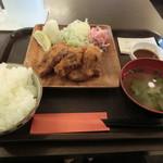 95372662 - 牛カツ定食1000円