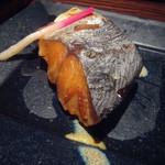 座座はなれ - 魚の柚庵焼き