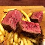 95375977 - 和牛 ヒウチのステーキ