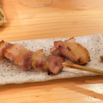 95376036 - 淡海地鶏と大仙地鶏の食べ比べ