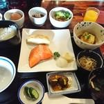 レストラン バイプレーン - 料理写真:和定食1,080円