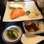 レストラン バイプレーン - 和定食1,080円のメイン