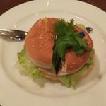 ミモザ - 野菜サンド