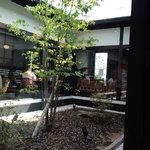 マイゲベック - 中庭