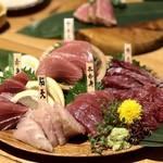 マグロ専門店 鮪氏ミスタートロ 新宿西口店 -