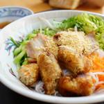 ベトナムフード - つけ麺ブンチャー