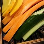 95381082 - 新鮮野菜  美味