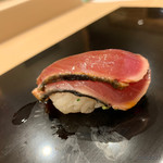 鮨 田なべ - 鰹