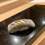 鮨 田なべ - 小鰭