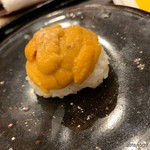 鮨 田なべ - 馬糞雲丹
