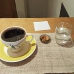 コーヒー・カジタ - 秋のブレンド ノスタルジとくるみのお菓子