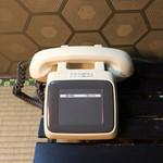 Taiyoshihyakuban - めちゃくちゃ古い電話