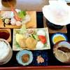 レストハウスところ - 料理写真:レストハウス ところ@常呂町 帆立づくし定食(1944円)