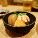 魚屋ひでぞう - [2018/10]お通し(470円)